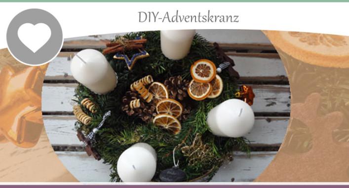 DIY-Adventskranz