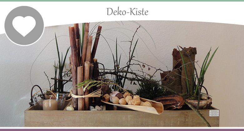 Deko-Kiste