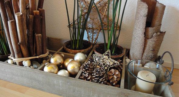 advent advent kleine tipps zum dekorieren wohncore. Black Bedroom Furniture Sets. Home Design Ideas
