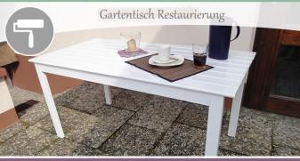 Gartentisch Restaurierung-3