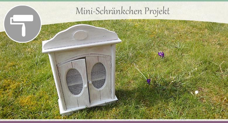 Mini-Schraenkchen