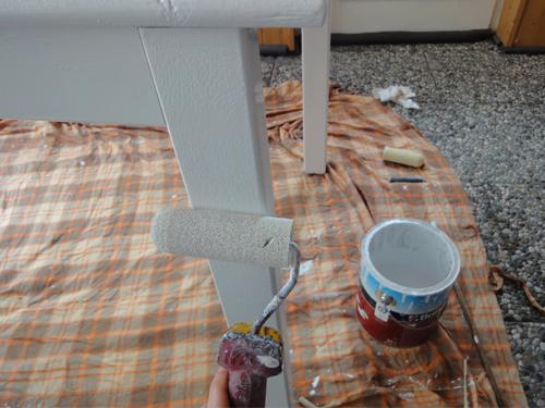 Restaurierung_Teil_3_Decklack_Beine