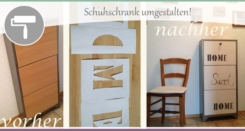Schuhschrank-Metall