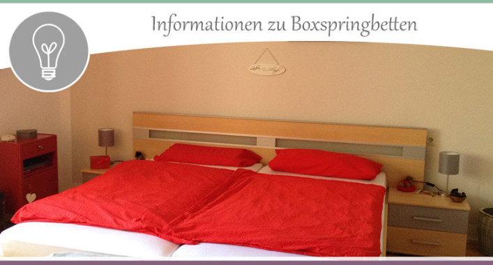 boxspringbetten was ist das wohncore. Black Bedroom Furniture Sets. Home Design Ideas