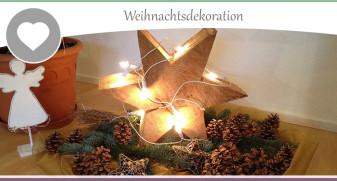 Weihnachten-Dekoration