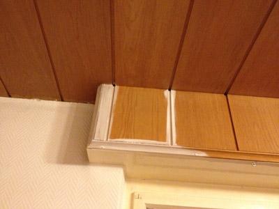 Decke-Grundierung