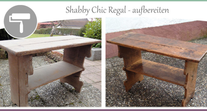 Shabby Chic Regal