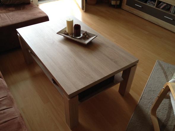Tisch ordentlich