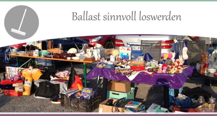 Ballast loswerden