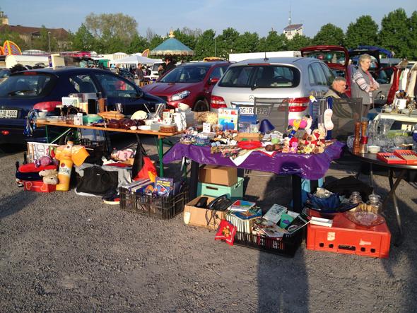 Flohmarkt 2014