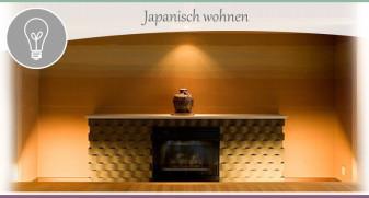 Japanisch wohnen