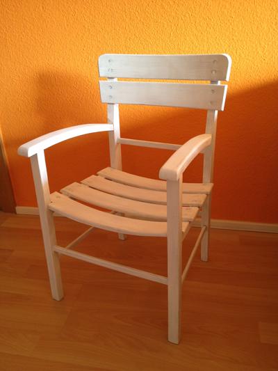 Stuhl-fertig