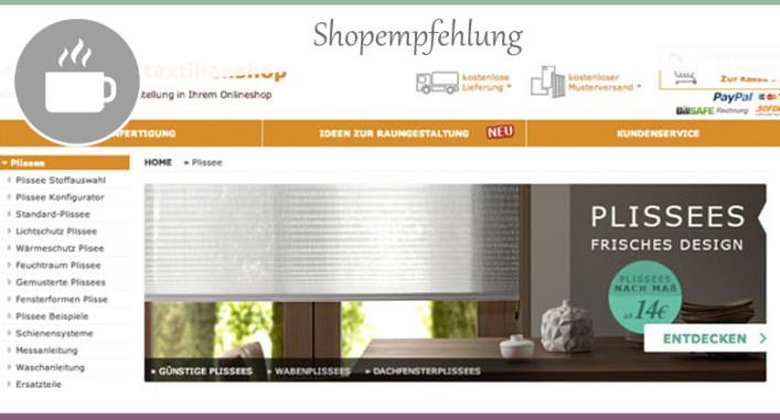 Shopempfehlung