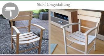 Stuhl-Umgestaltung