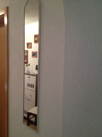 Spiegel-fertig