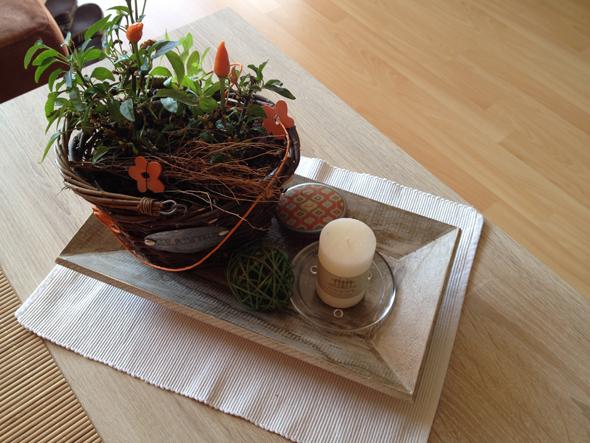 Dekoration wohnzimmertisch  Dekoideen für Herbst und jeden Tag › wohncore