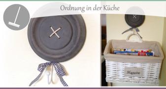 Ordnung in der Küche