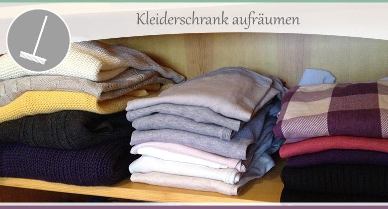 5 tipps f r den kleiderschrank freitag ist ordnungstag. Black Bedroom Furniture Sets. Home Design Ideas