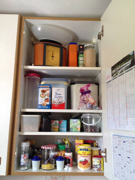 küchenschränke aufräumen – freitag ist ordnungstag › wohncore