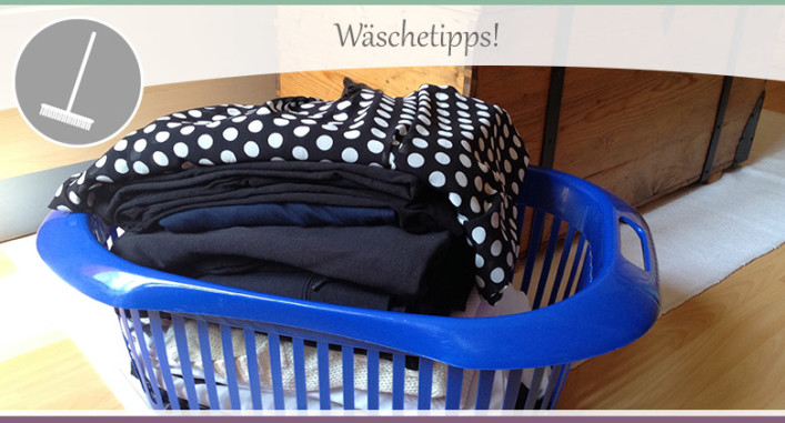 Wäschetipps