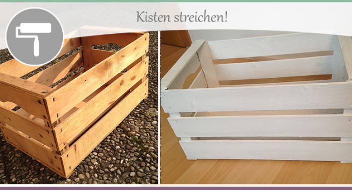 Kisten-streichen