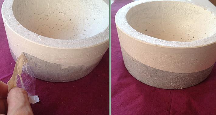 beton deko selber machen teil 2 schale test rayher kreativ beton wohncore wohncore. Black Bedroom Furniture Sets. Home Design Ideas