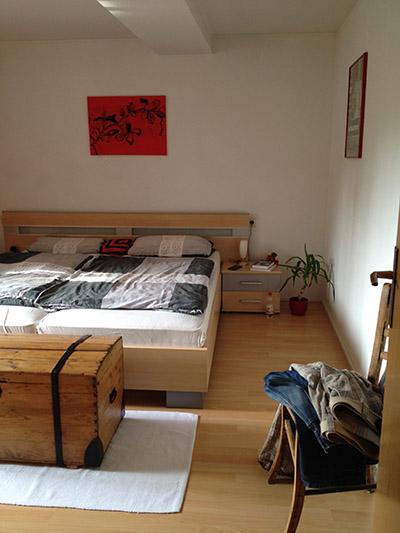 Schlafzimmer renovierung 2