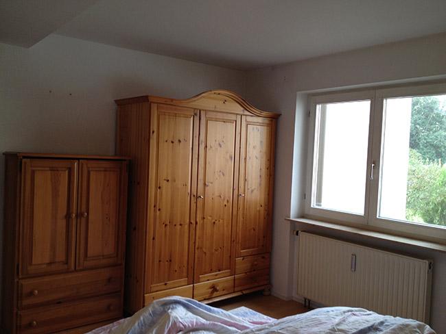 Schlafzimmer Renovieren Farbe : Schlafzimmer gestalten – Teil 2 ...