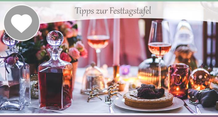 Tisch Decken Pic : Tisch festlich decken u dekoration und arrangement a wohncore