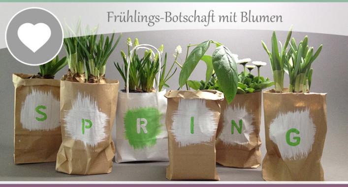 Frühlingsdeko Basteln frühlingsdeko basteln diy blumen deko wohncore