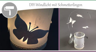 DIY-Windlicht