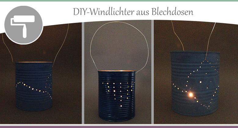 DIY-Windlichter