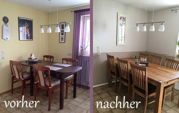 Küche streichen und umgestalten – Tipps und Inspirationen – Update ...