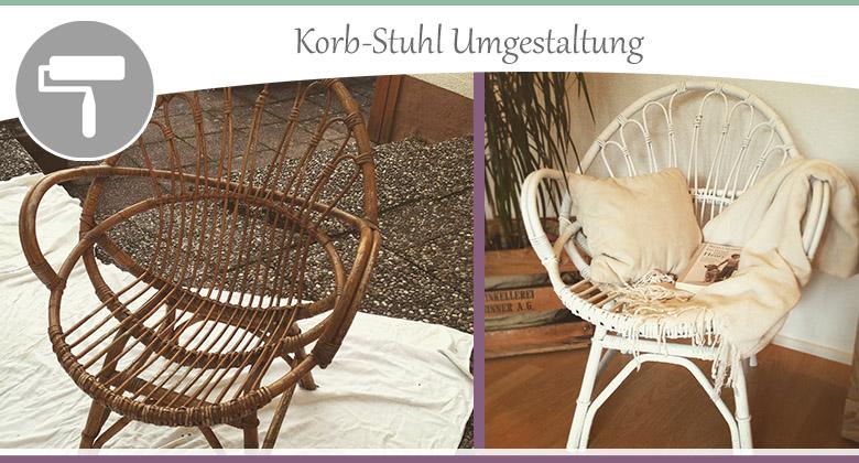 Korb-Stuhl